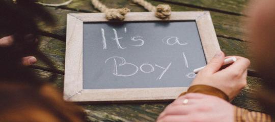 Astuces utiliser pour avoir un bébé garçon