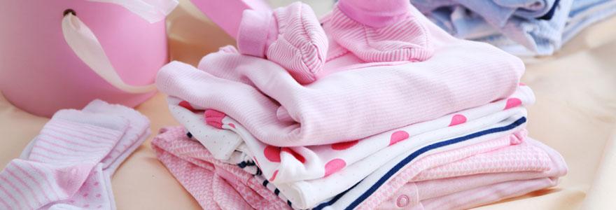Les vêtements indispensables pour un bébé
