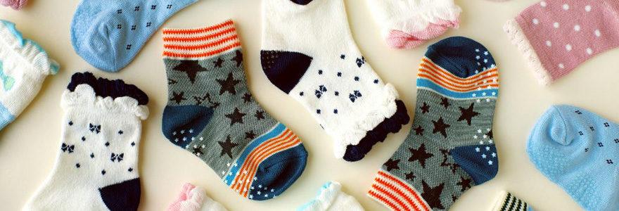 chaussettes enfant